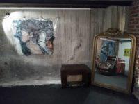 Thierry Emile Cerles peintre torture garden