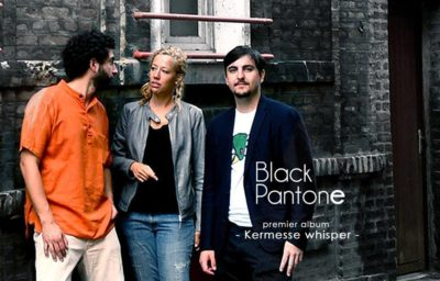 Black Pantone