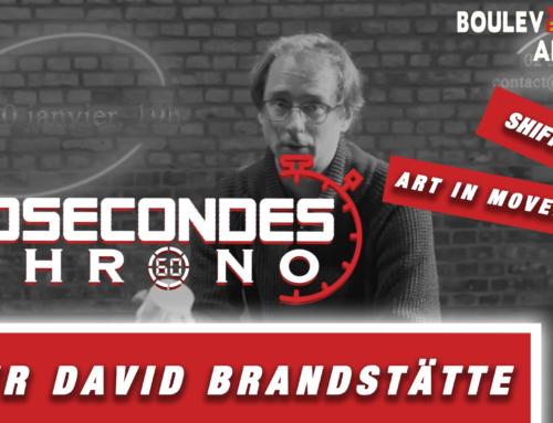 60 Secondes chrono pour David Brandstätte