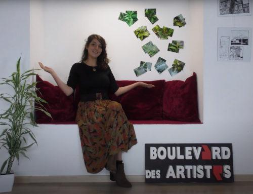 Ma Première fois sur le Boulevard des Artistes – Julie Aubourg