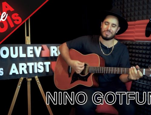 Ma Première fois sur le Boulevard des Artistes – Nino Gotfunk
