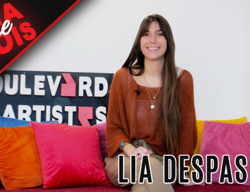 Ma première fois / Lia Despas